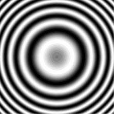 Interferometer pattern