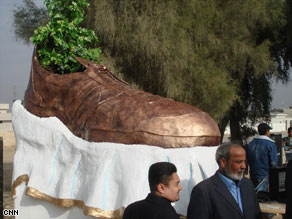 shoemonument