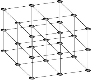 cubic-crystal