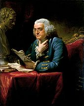 Benjamin Franklin Later Years | RM.