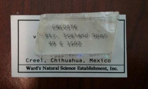 opticalcalcite