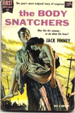First edition cover via Wikipedia, which actually accurately depicts a scene in the book.