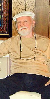 Richard Matheson in 2008, via Wikipedia.