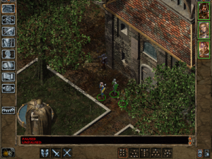 A scene from Baldur's Gate 2, via Wikipedia.