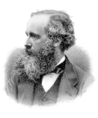 James Clerk Maxwell (1831-1879).