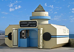 Camera Obscura, in San Francisco (via Wikipedia).