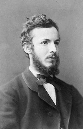 Cantor circa 1870, via Wikipedia.