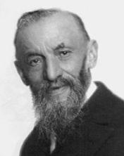 Giuseppe Peano, in 1910. Via Wikipedia.