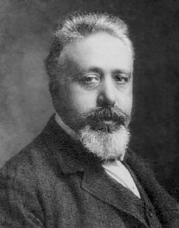 Vito Volterra, c. 1910.  Via Wikipedia.