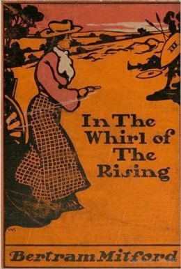 What appears to be the original cover of In The Whirl of the Rising, from the Barnes & Noble Nook edition.