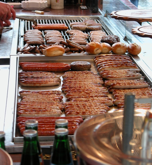 Hot Dog Haus Melbourne
