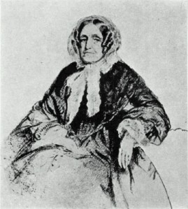 Portrait of Jane Marcet, from the Edgar Fahs Smith Collection, University of Pennsylvania Library.