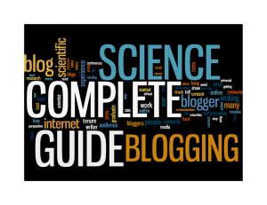 scienceblogging