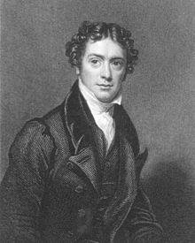 An image of Faraday in his thirties, via Wikipedia.