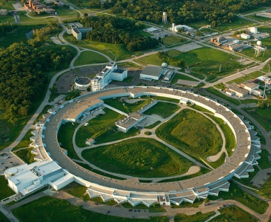 The Advanced Photon Source at Argonne National Laboratory.