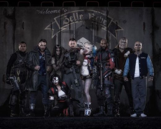 The Squad in the flesh, via io9.