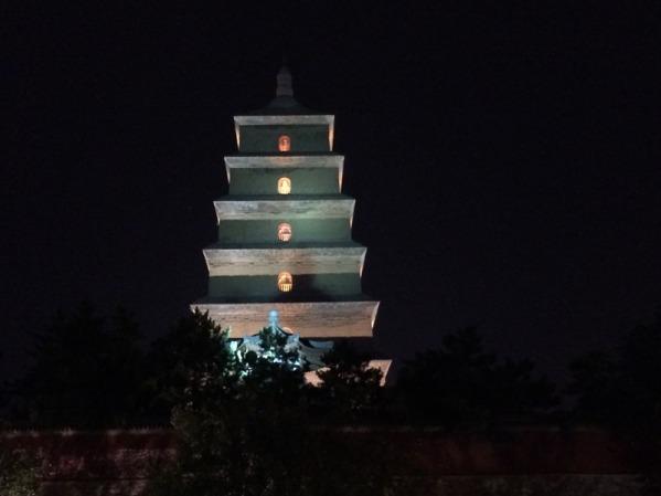 pagodaatnight