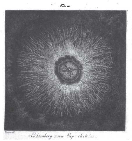 Lichtenberg figure 2.