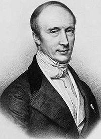 Augustin-Louis Cauchy (1789-1857).