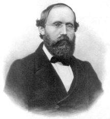 Bernhard Riemann (1826-1866).