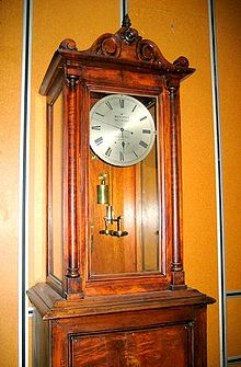 The Beverly clock, via Wikipedia.
