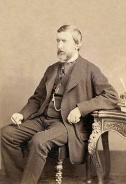 John Henry Pepper, circa 1870.