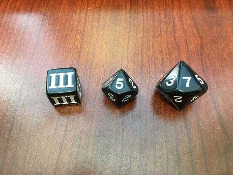 The geometry of weird-shaped dice | Skulls in the Stars