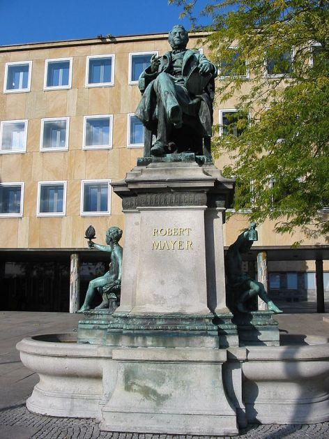 Robert-Mayer-Denkmal